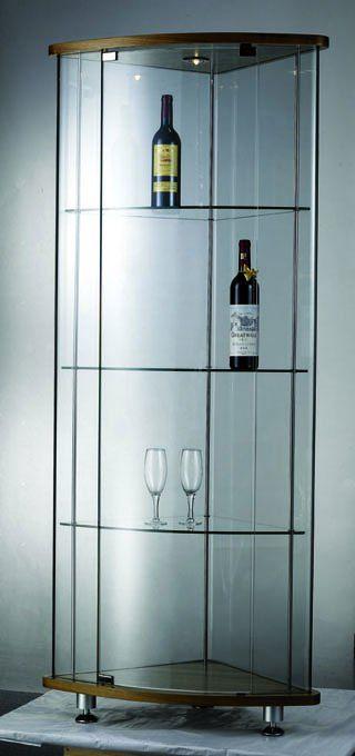 Corner Glass Display Cabinet 150 200 Home Pinterest Glass Display Cabinets Display Cabinets And Display