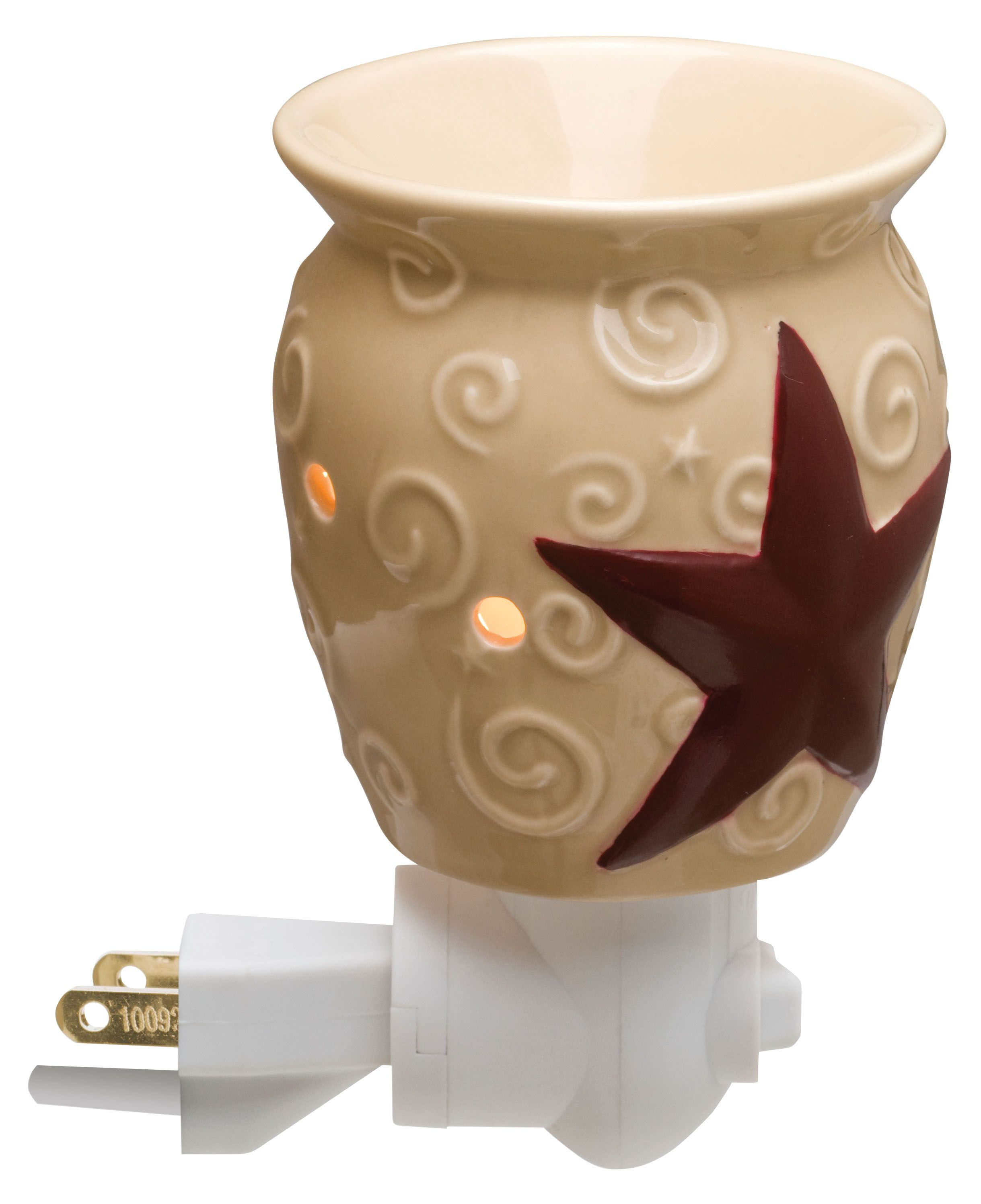 RUSTIC STAR Plug In Do You Decorate The Country Style This Is