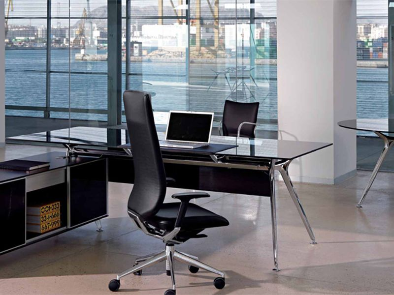 Office Desk Meeting Table Arkitek By Actiu Design Marcelo Alegre