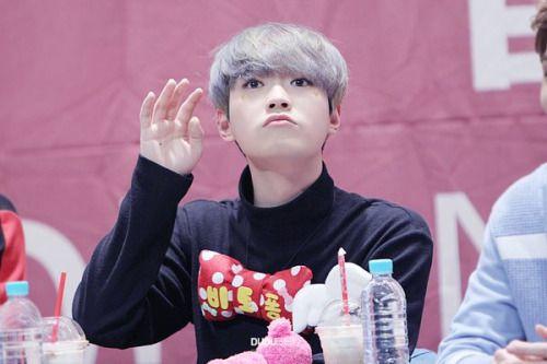 160214 UP10TION Incheon FansigningBit-toCr:  드드비비 :: DUDUBIBI  Do not edit