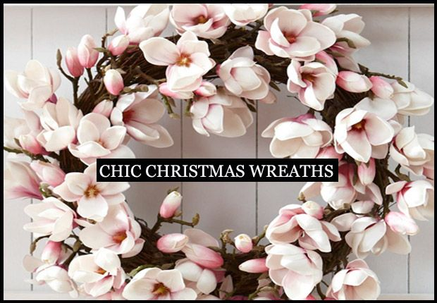Holy Chic Christmas Wreaths Batman! « LifeStyled