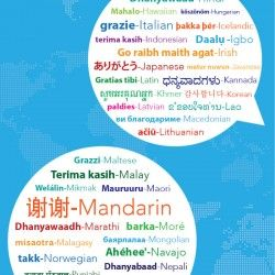 Learn How To Say Thank You In 100 Languages This Infographic