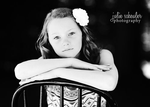 Julie Scheuler Photography 10 Year Old Girl Girl Photo Shoots Tween Photography Girl Little Girl Pictures