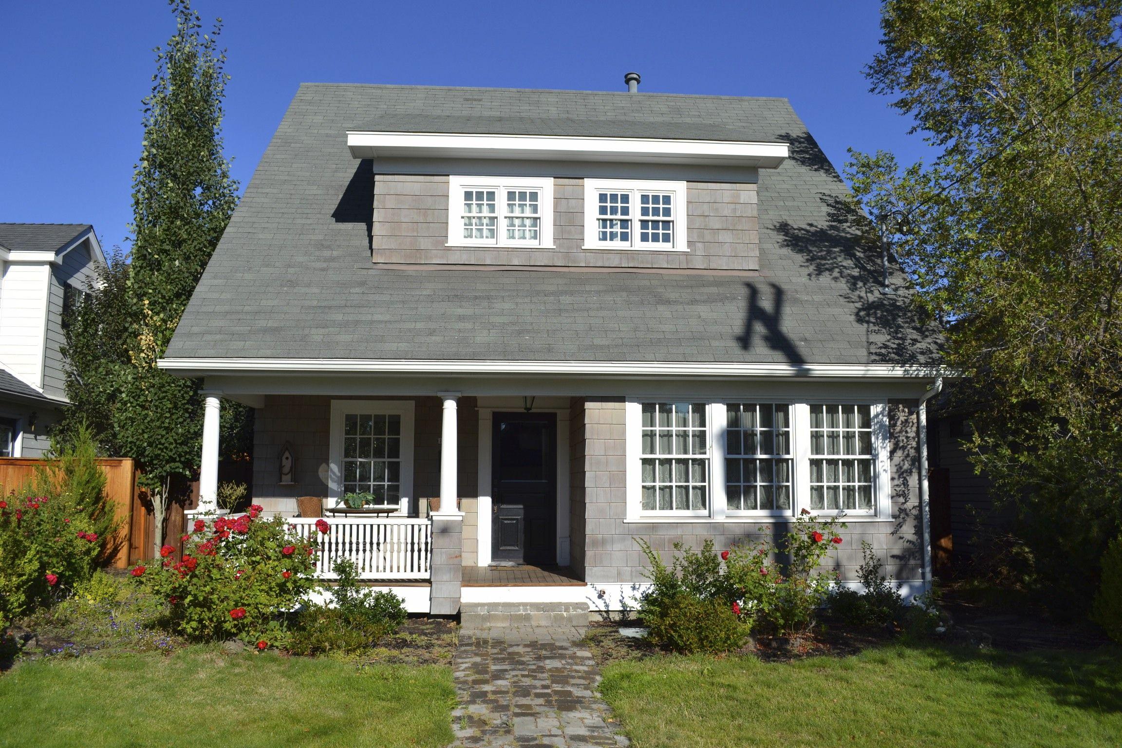 Bend oregon cottage craftsman house historic homes