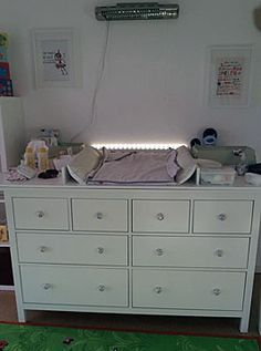 Wickelkommode Ikea ikea kommode wickelkommode diy babyzimmer kinderzimmer