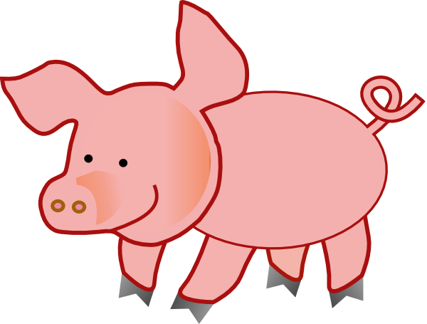 pig clip art paper crafting clip art pinterest clip art and rh pinterest com au clipart of a piglet clipart of a piglet