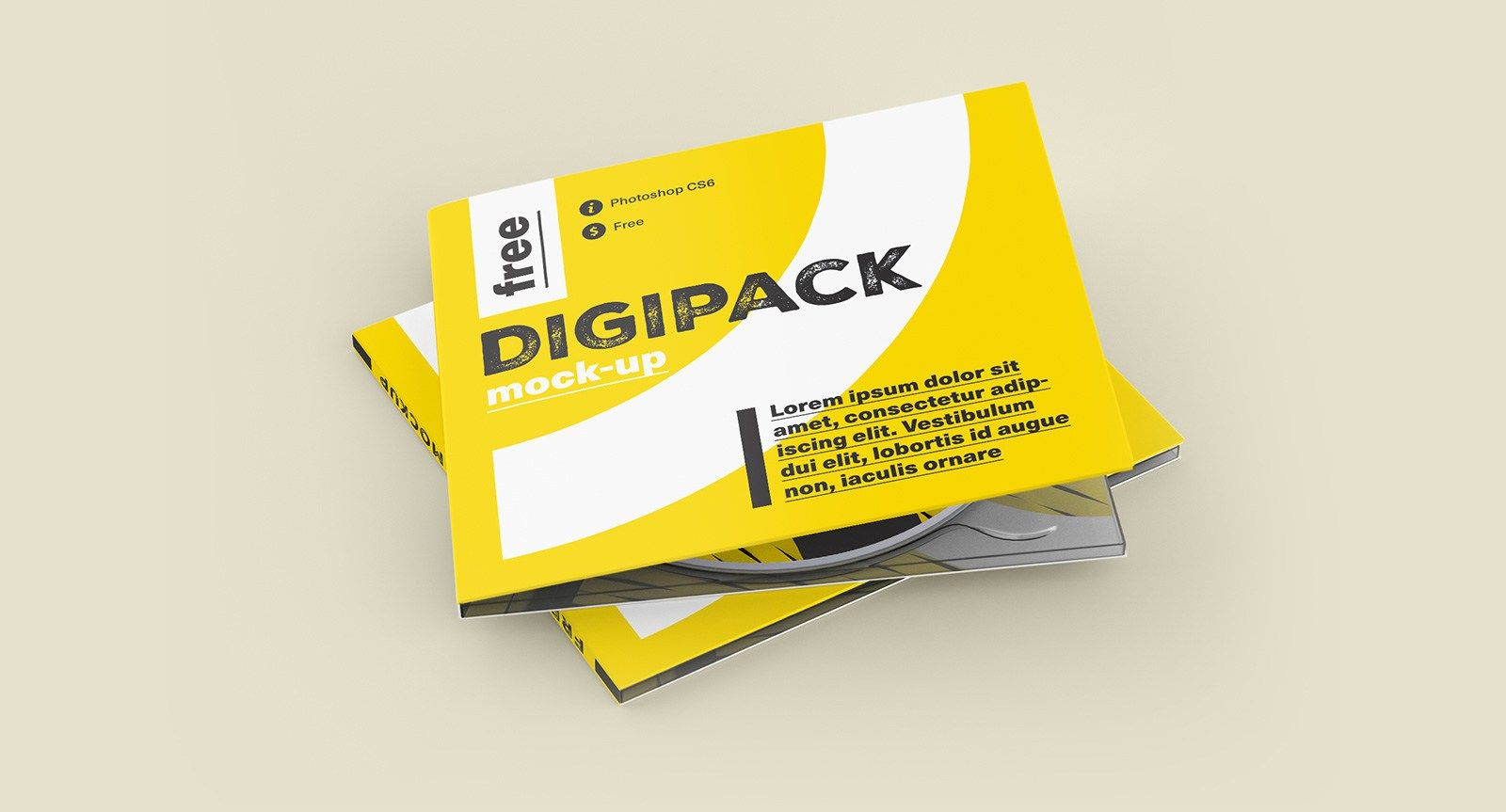 Free Digipack Mockup Psd Pinterest Cd Cover And C4d Circuit Board Generator Pack From Remco The Pixel Lab