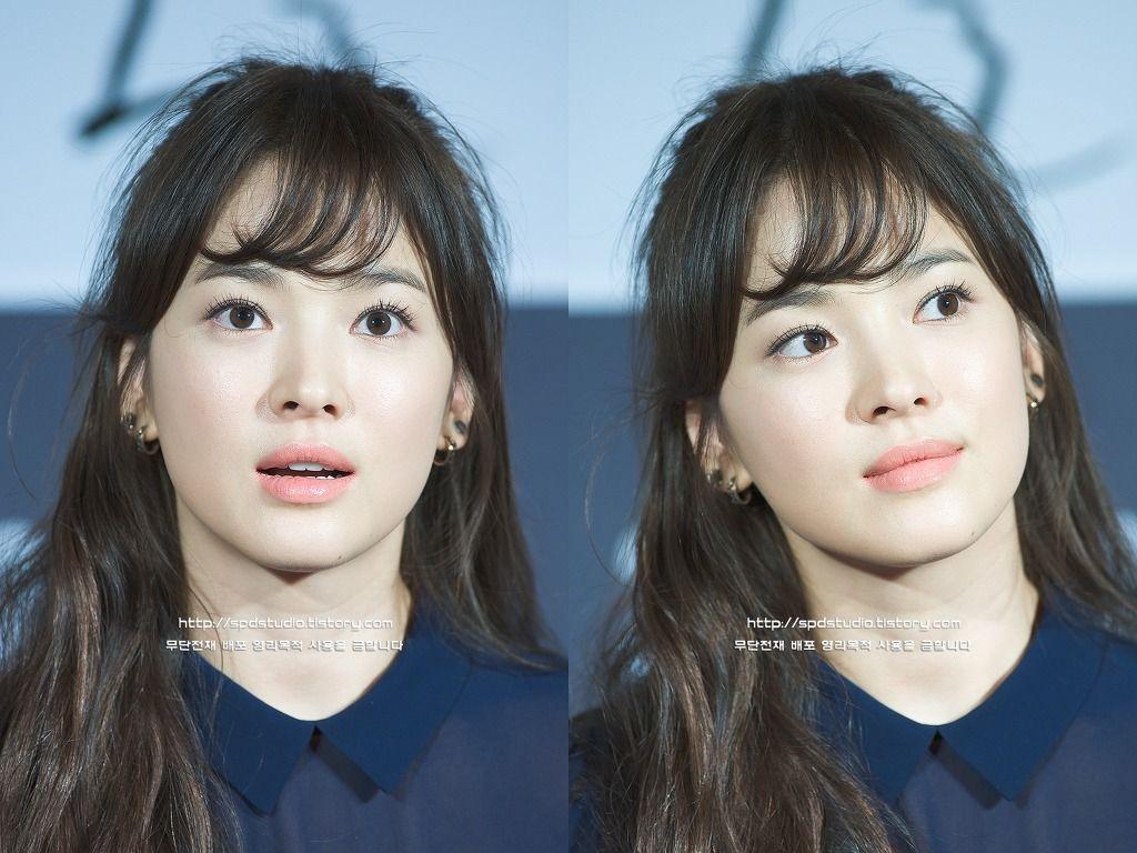 송혜교 <3 Natural Makeup
