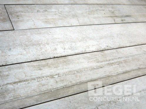Rondine docks natural white houtlook cm type j naturale