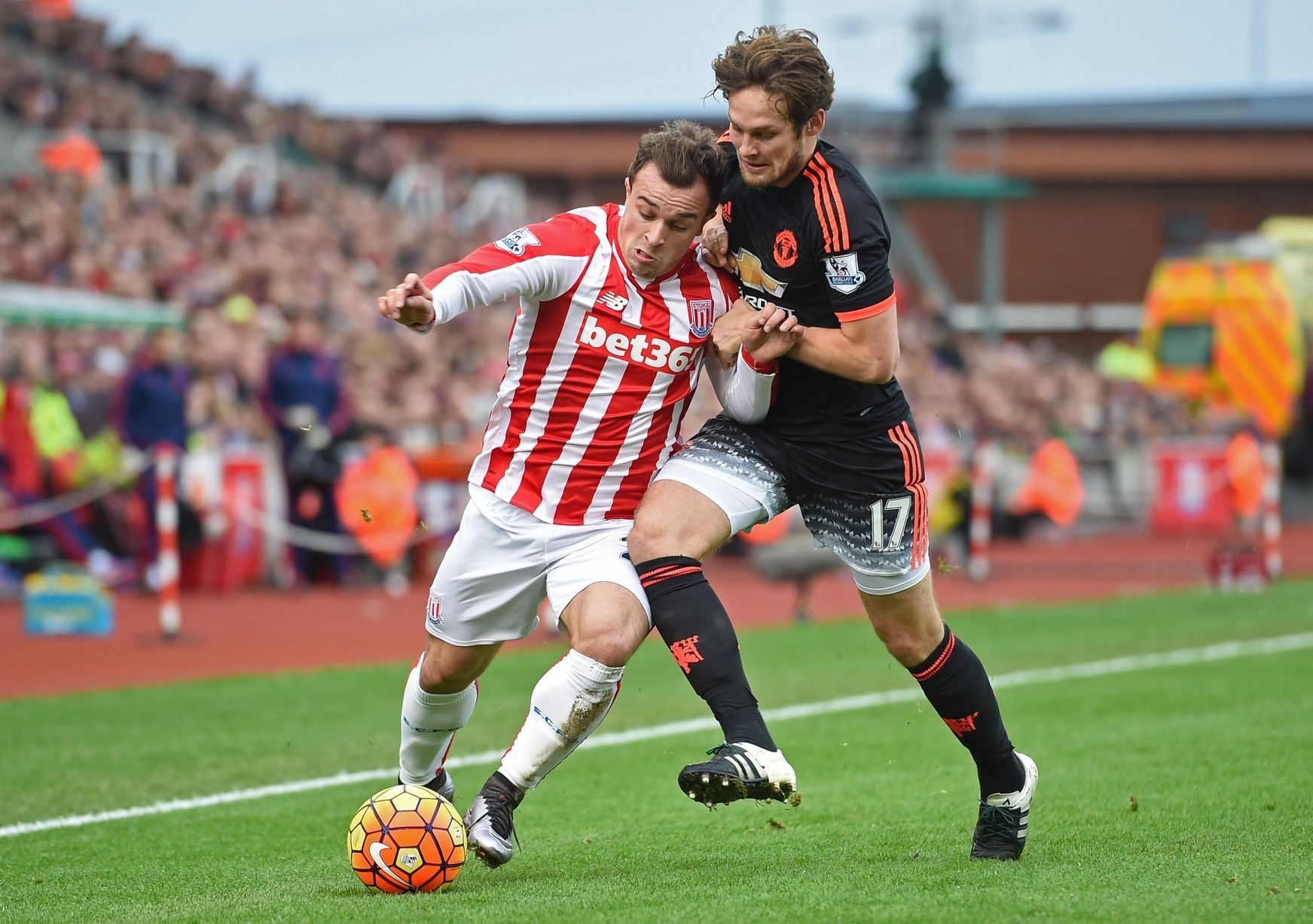Stoke City 2 0 Manchester United 5 Things We Learned Daley Blind Manchester United Stoke City