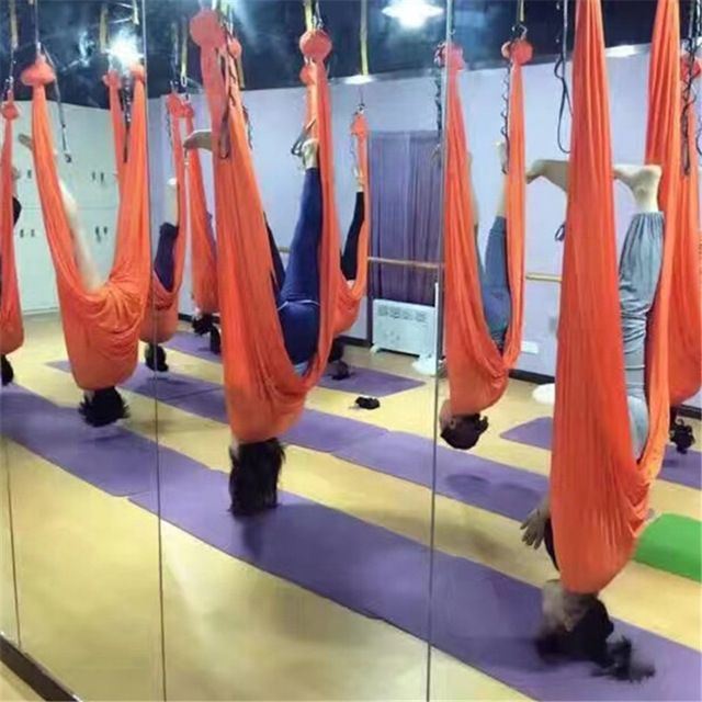 Medium image of daily discount  55 00 buy only fabric 7meters aerial yoga hammock anti gravity yoga swing