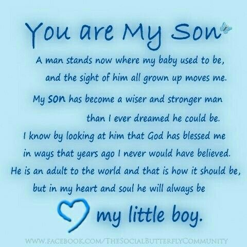 Pin By 910 308 4019 On Birthday Wishes Mother Son Quotes
