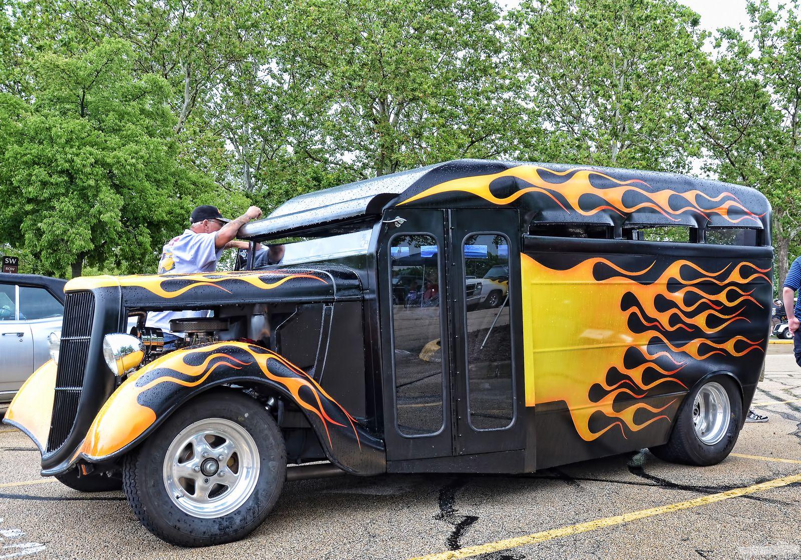 Custom School Bus? | by Chad Horwedel