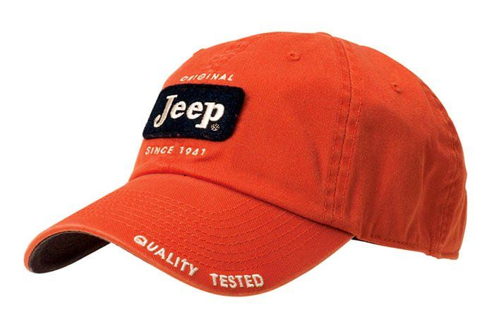 Jeep Tactical Adjustable Horizon Classic Cap