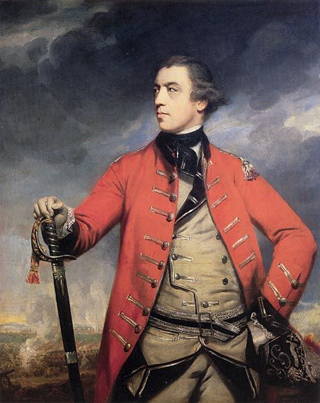Joshua Reynolds, American Revolution, American
