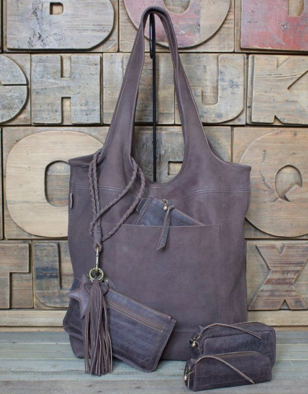 xiamen bag brown