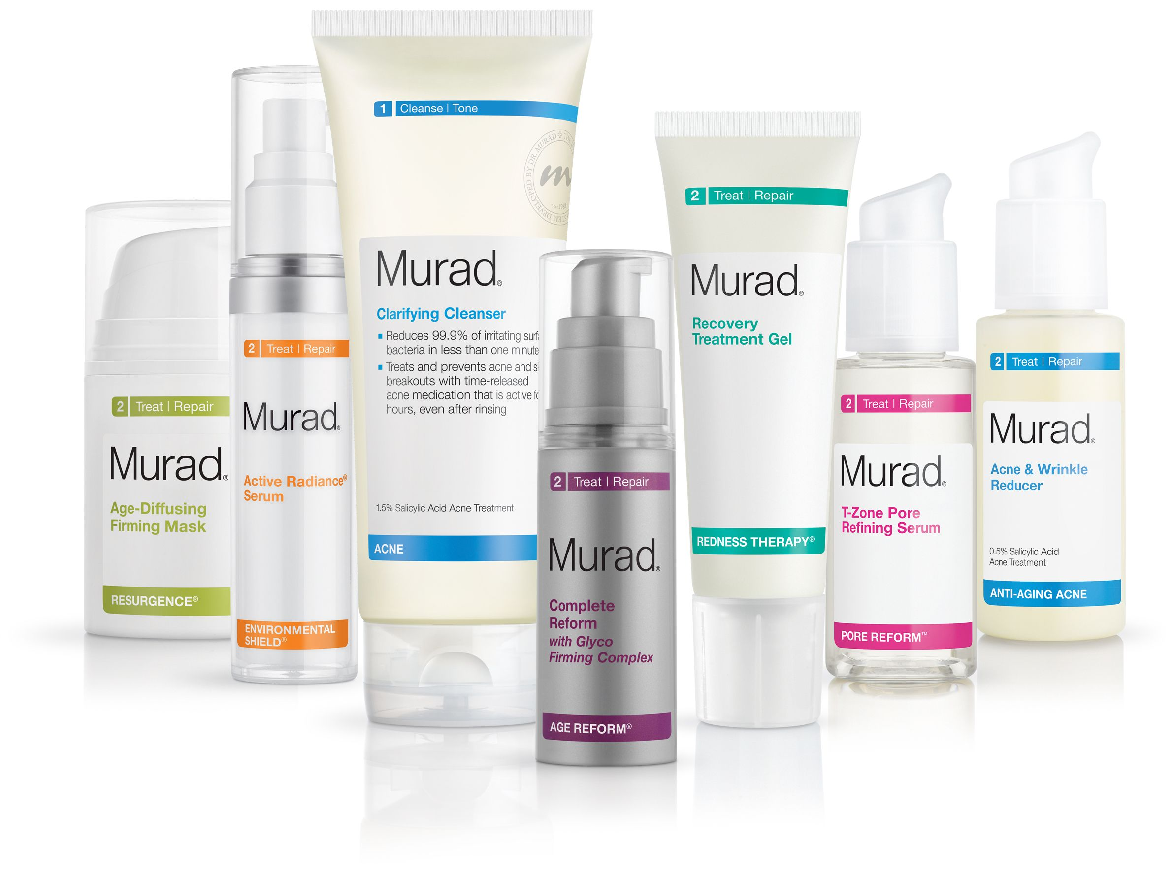 Murad Skincare Is Developed By Dr Howard Murad A Renowned