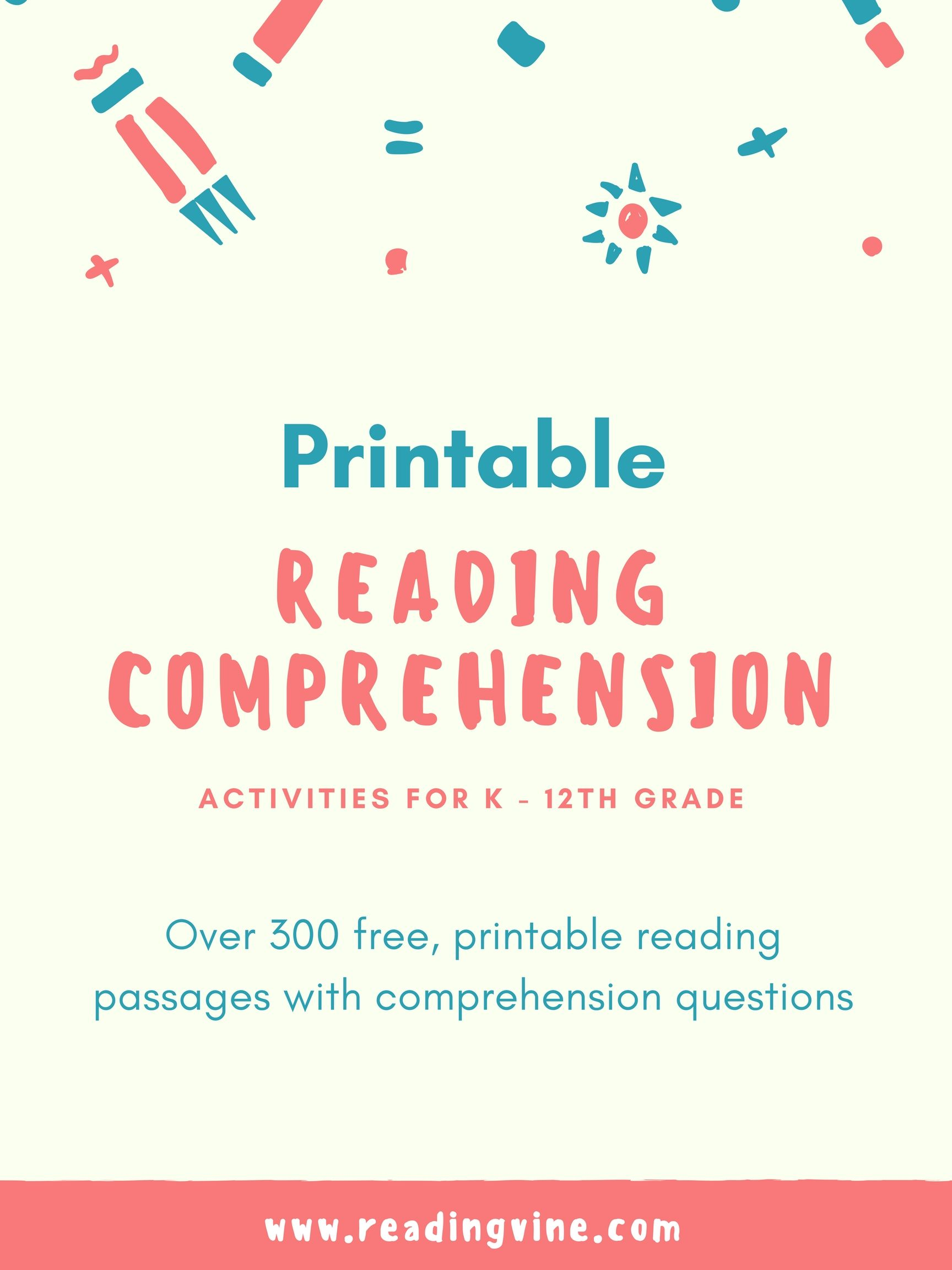 Pin On Reading Comprehension Activities