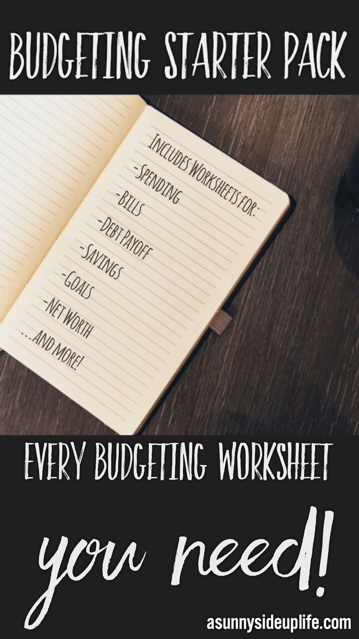 This Budgeting Starter Pack Is Perfect For Everyone