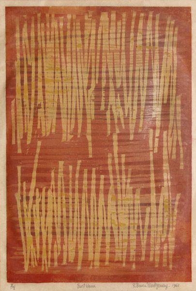 R. Bruce Montgomery, Burst Warm, 1961