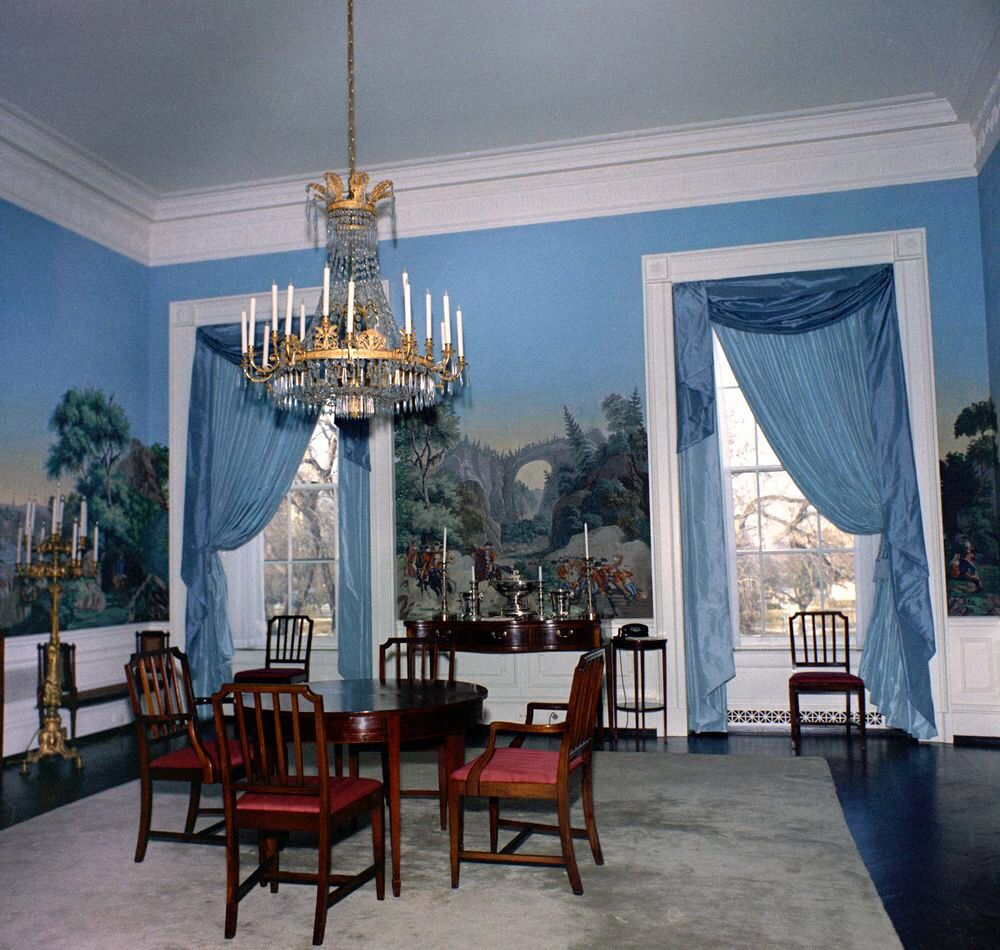Family Dining Room - Kennedy   Jackie   Pinterest   Family dining ...
