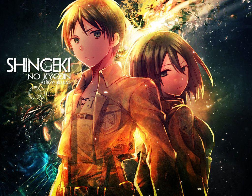 Shingeki No Kyojin Wallpaper Shingeki No Kyojin Free Download