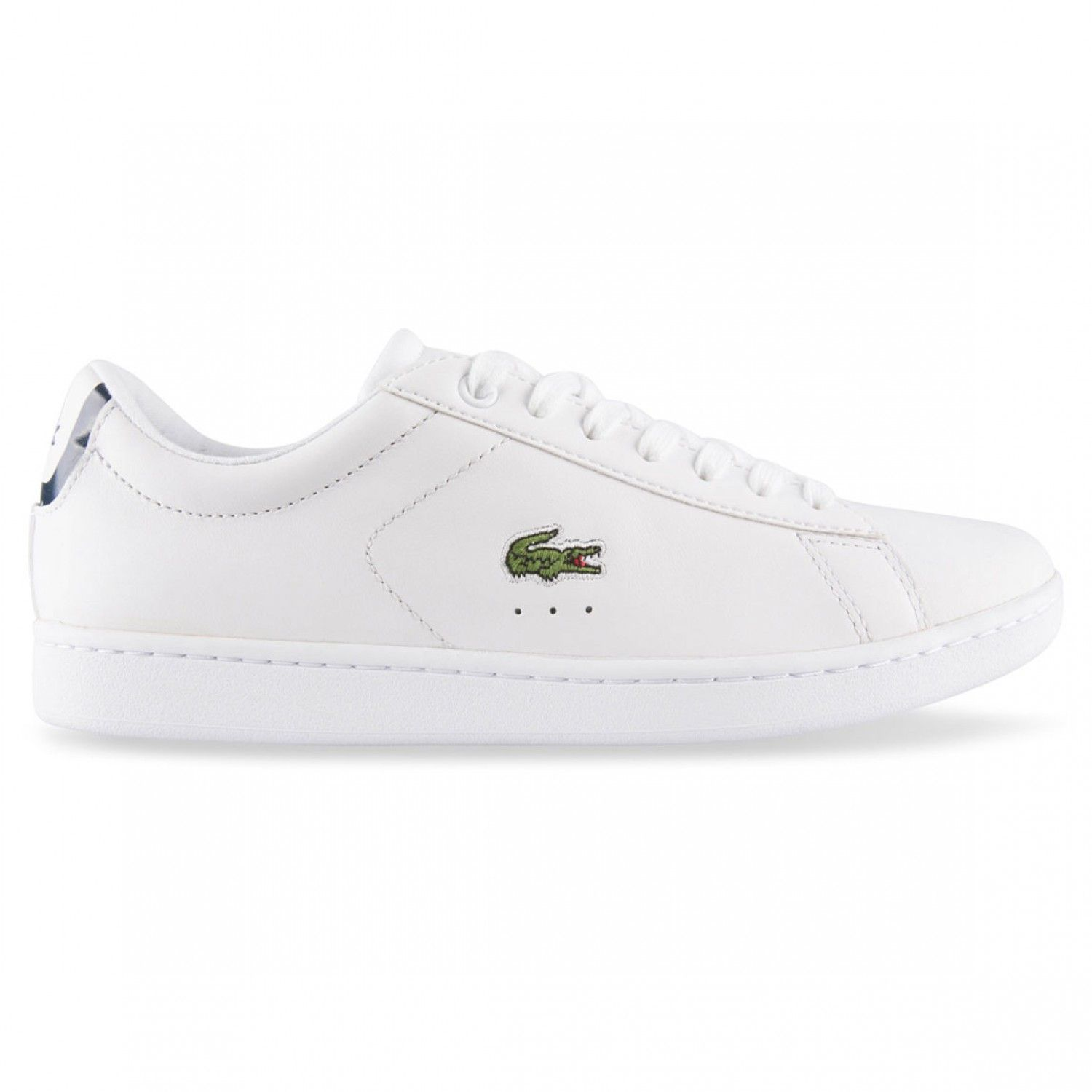 Carnaby Bl 1, Womens Low-Top Sneakers Lacoste