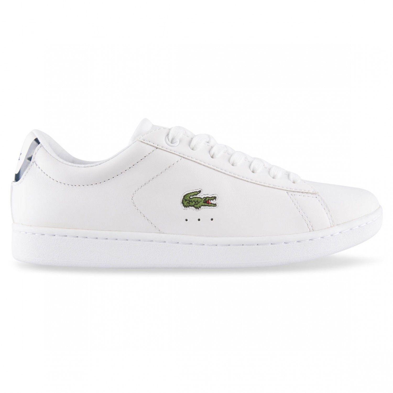 b0299dad08e Lacoste CARNABY BL WOMENS in 2019 | Wish list | Lacoste shoes women ...