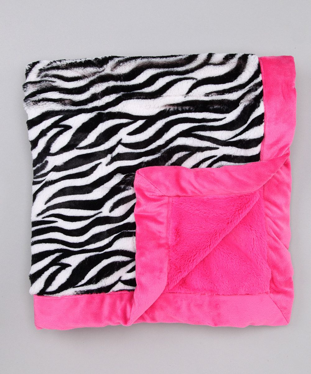 Pink zebra blanket cute baby girl clothes pinterest pink zebra