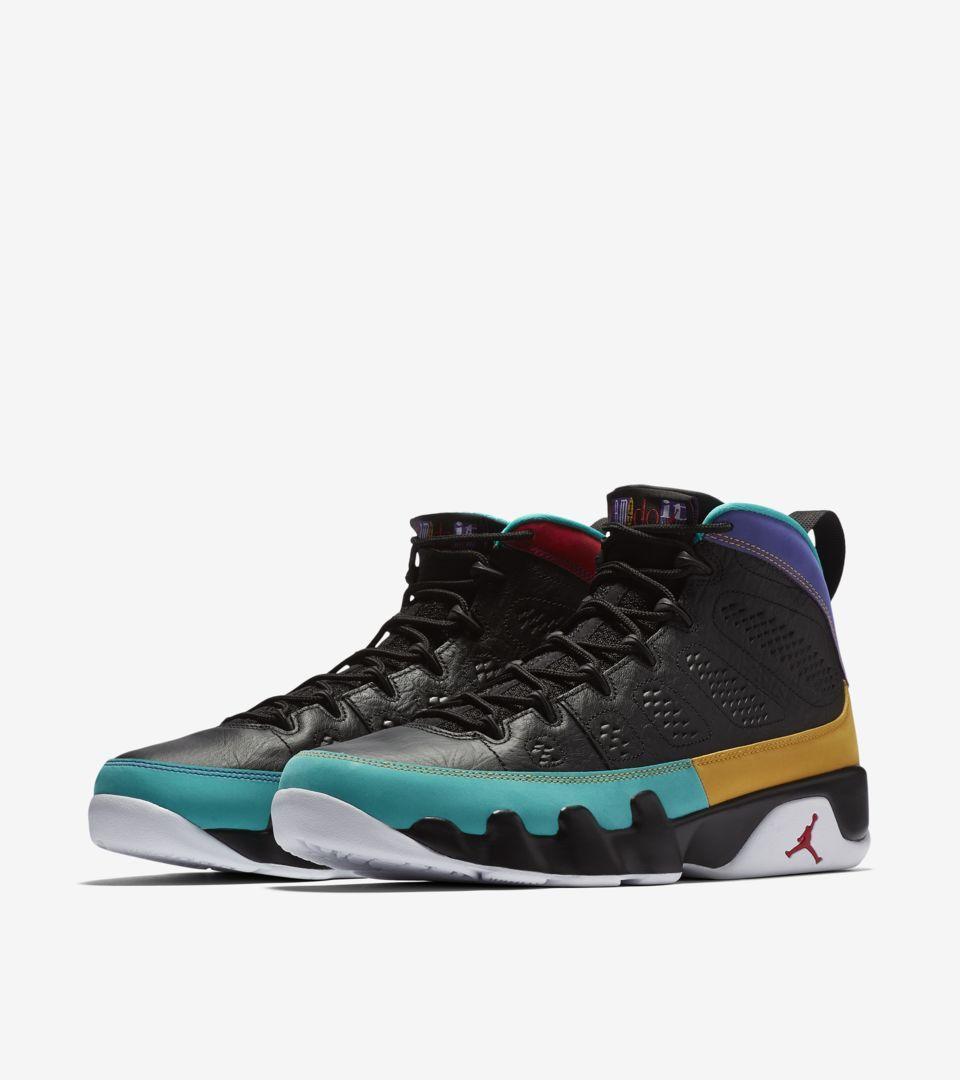 Air Jordan IX (9) Retro 'Black \u0026 Dark