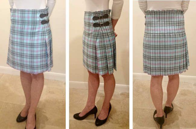 How to make a kilt - Sew What\'s New | Costumes | Pinterest | Kilts ...