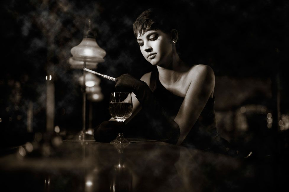 Image result for WOMAN IN BAR PHOTO SHOOT