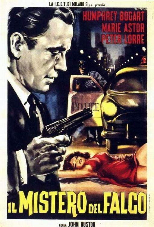 The Maltese Falcon 1941 Classic Movie Posters Maltese Falcon Movie Movie Posters