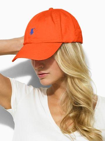 8e7516f93aa Chino Baseball Cap - Create Your Own Hats - RalphLauren.com