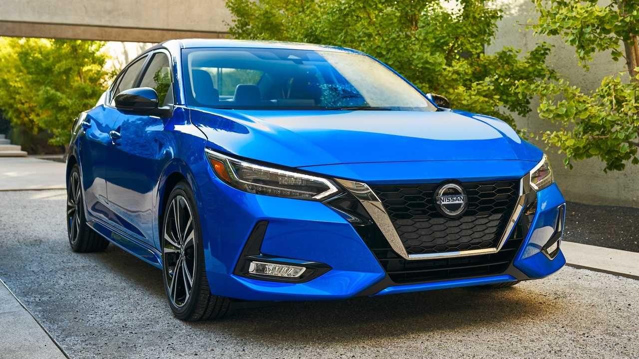 2020 Nissan Sentra Starts At 19,090, Top Trim Costs 21,430