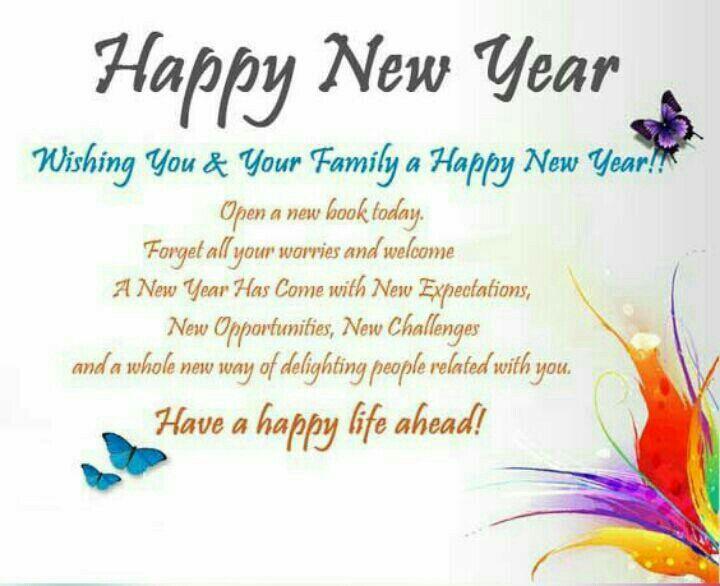 Happy New Year And Saal Mubarak 10