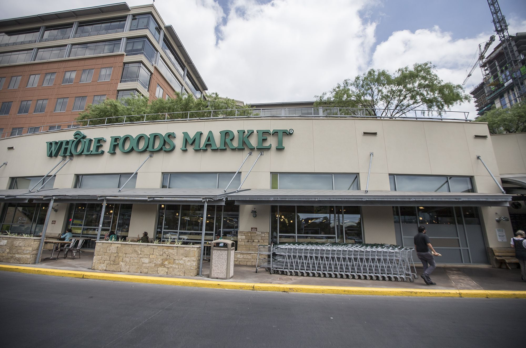 Austinbased Whole Foods Market has partnered with two