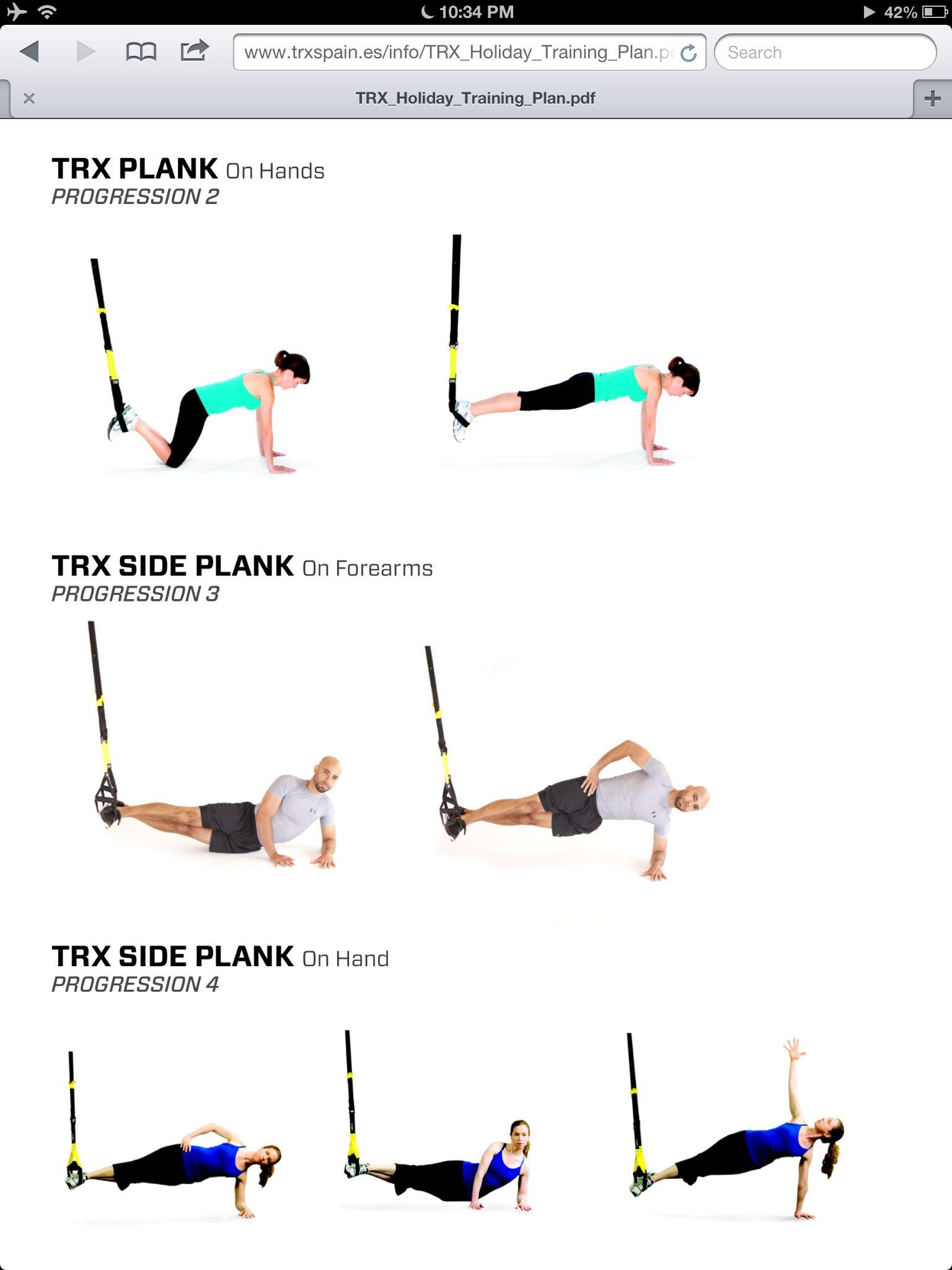 Trx workout - abs   Fitness   TRX   Pinterest   Workout ...