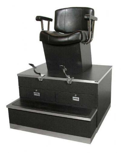 Cuanto Por El Cajon Shoe Shine Shoe Shine Box Salon Equipment For Sale