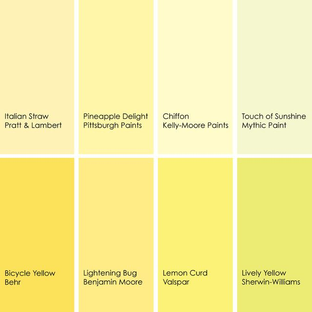 light yellow room paint - Google Search .