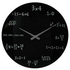 Ρολόι τοίχου - Μαθηματικό πρόβλημα