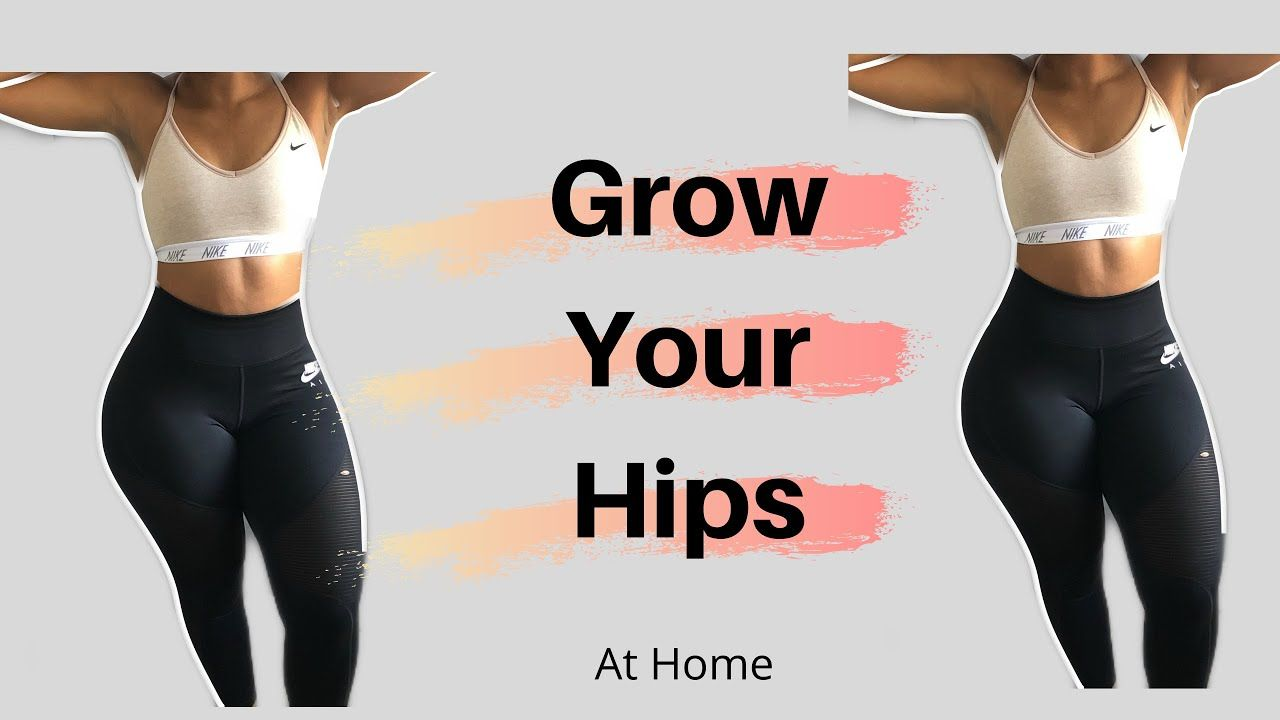 How to get wider hips get rid of hip dips at home