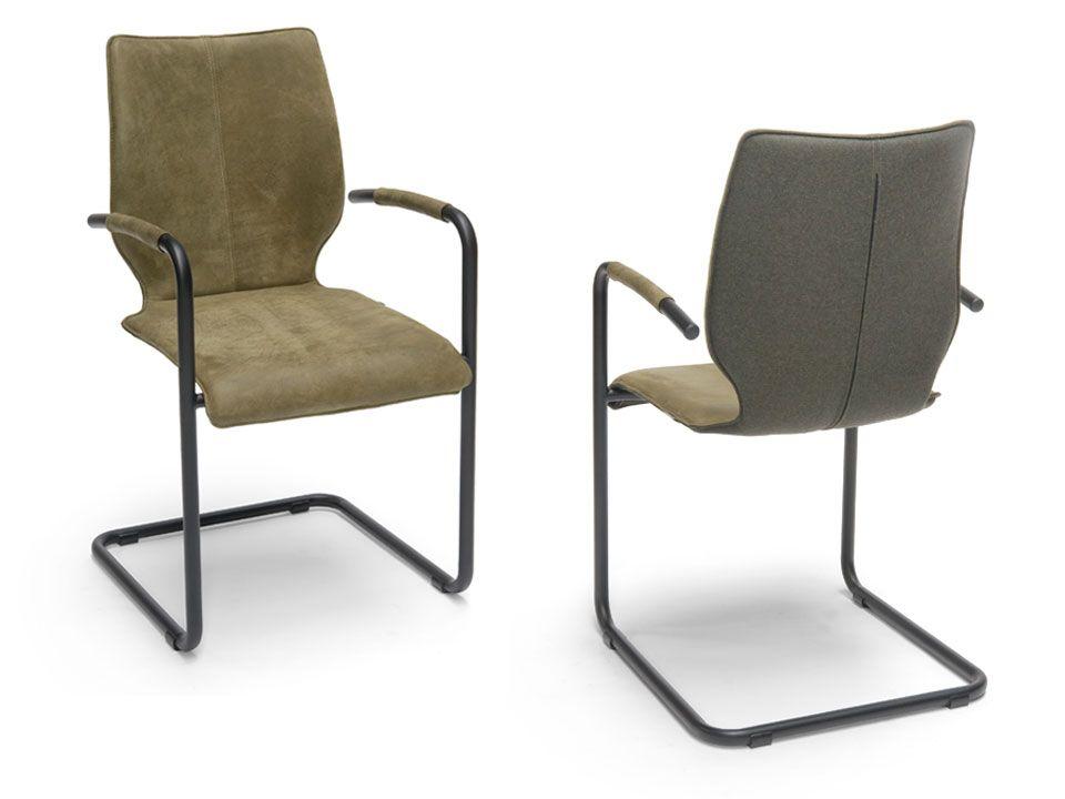 Eetkamerstoelen met armleuning bree s new world stoelen