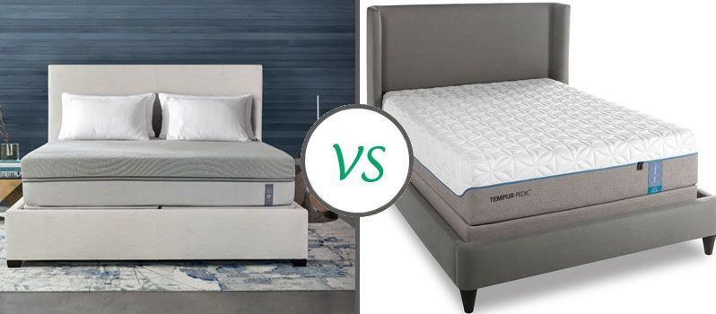 Sleep Number Bed Vs Tempur Pedic Our Mattress Comparison Between These Two Mattresses Indica Sleep Number Bed Sleep Number Bed Frame Sleep Number Bed Reviews