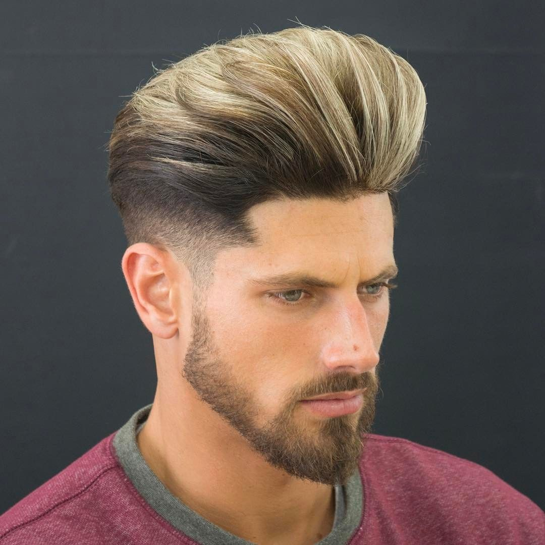 Menshairstyletrends Com The Best Men S Haircuts And Cool Hairstyles For Men To Get In 2018 Fade Cool Mens Haircuts Haircuts For Men Cool Hairstyles For Men
