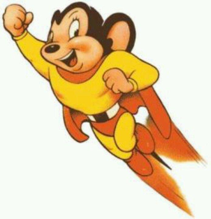 Classic Cartoons Mighty Mouse Cartoon Cartoon Cortometraje Animado Imagenes Thundercats