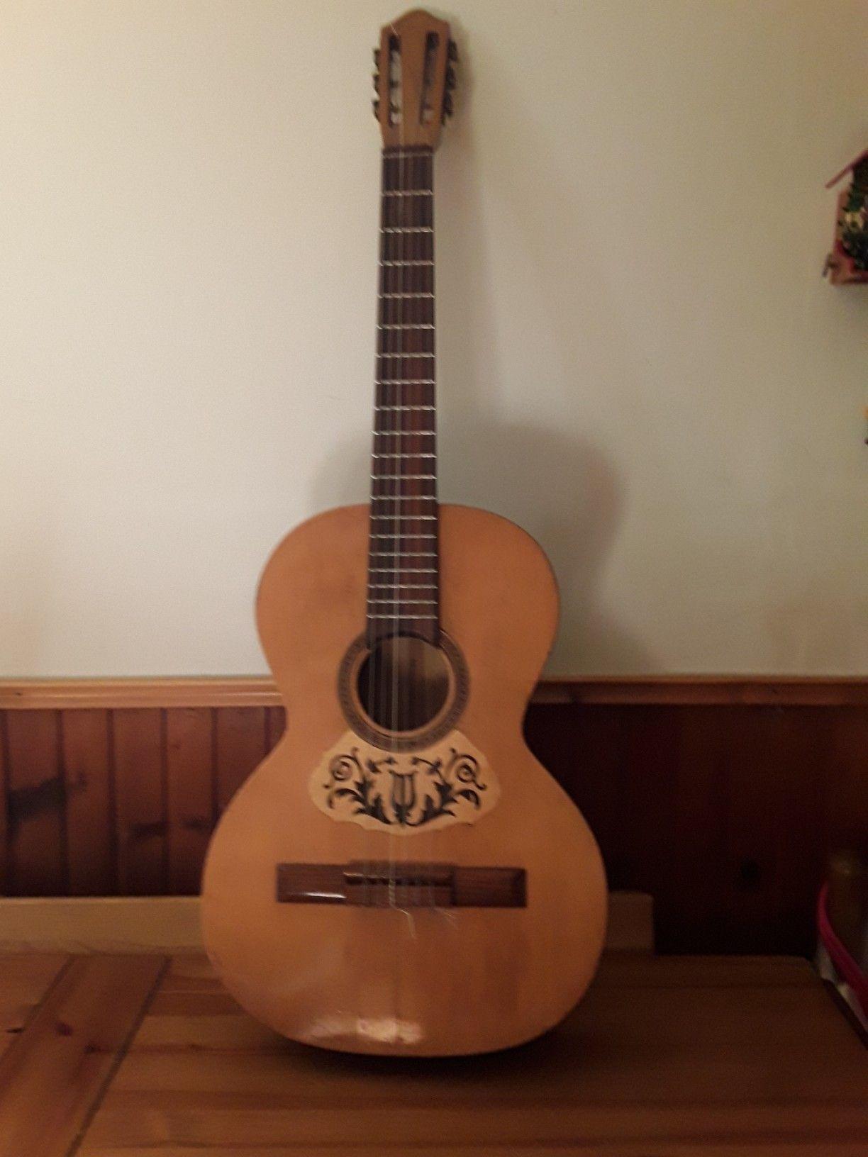 Cose Di Casa Carate chitarra enrico ventura - carate b.za inizio '900. | chitarra