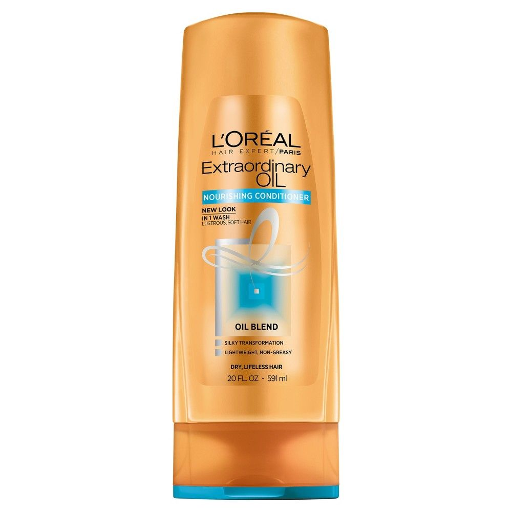 L'Oreal Paris Extraordinary Oil Nourishing Conditioner - 20 fl oz
