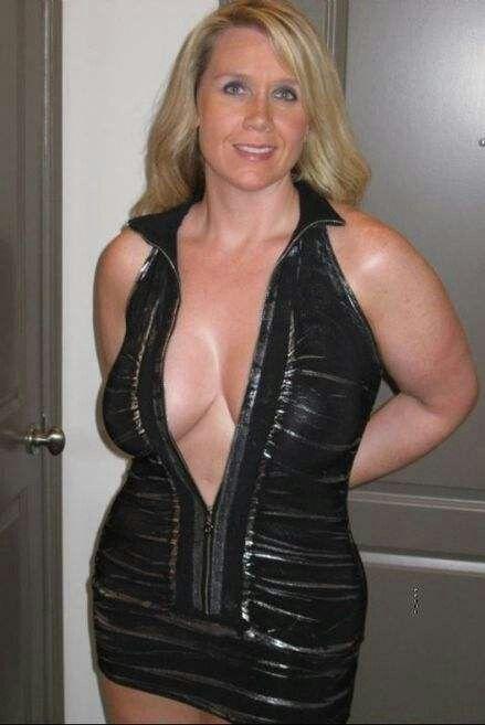 Big tit milf wife