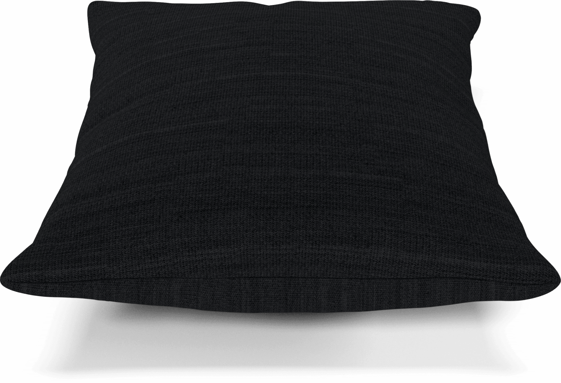 The classic cushion cm laine by bolia comes in a gorgeous black